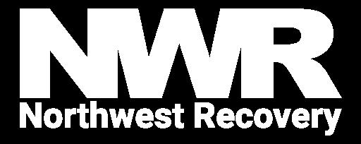 Northwest Recovery Logo white